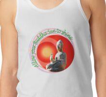Buddha Sun Tank Top