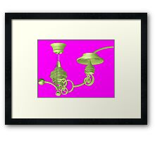Digital Ornament Framed Print