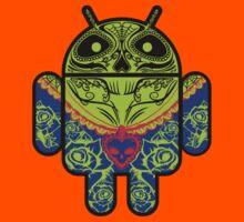 Dia de los Android Muertos Kids Clothes