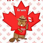 Canada Day Eh Team by SpiceTree