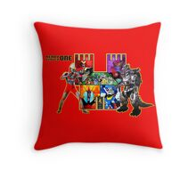 Welcome to Castle Anorak 2 - Ready Player One Throw Pillow