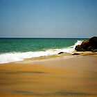 Kovalam beach by Jasna