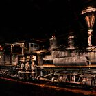 Out of steam by pdsfotoart