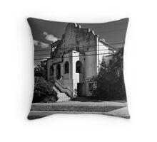 a glorious church Throw Pillow