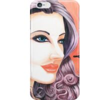 Butterfly Maiden ~ By Torrie Nightingale iPhone Case/Skin