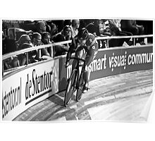 Jess Varnish World Track Championships Apeldoorn 2011 Poster