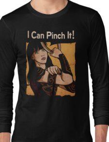 Xena - I Can Pinch It Long Sleeve T-Shirt