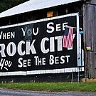 When you see Rock City you see the best by lynell
