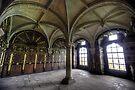 Pillar Parlour - Bolsover Castle by Yhun Suarez