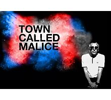 Town Called Malice Photographic Print