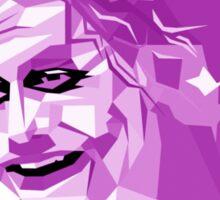 Joker WPAP  Sticker