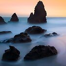 The Dead Sea… High Tide at Rodeo Beach by MattGranz