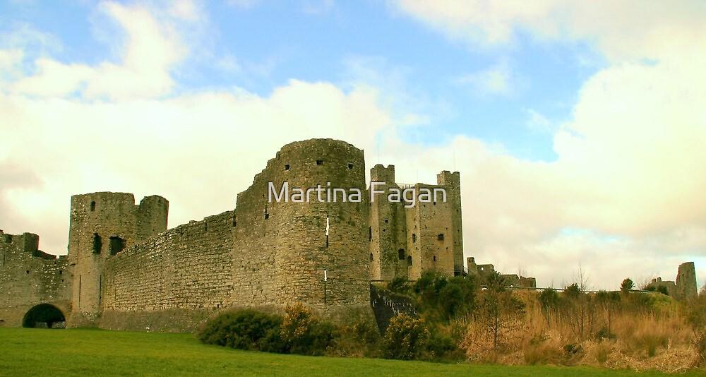 Trim Castle by Martina Fagan