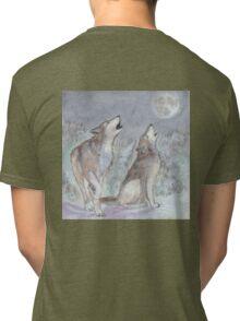 Wolves Tri-blend T-Shirt