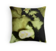Tommy Asleep Throw Pillow