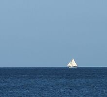 Sailing by Racben
