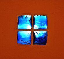 'Menorcan Window' by Mike  Waldron