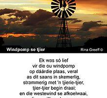 Windpomp se tjier by Rina Greeff