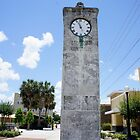 Historic Lake Wales Clock by Laurie Perry