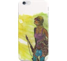 Up to the Challenge iPhone Case/Skin