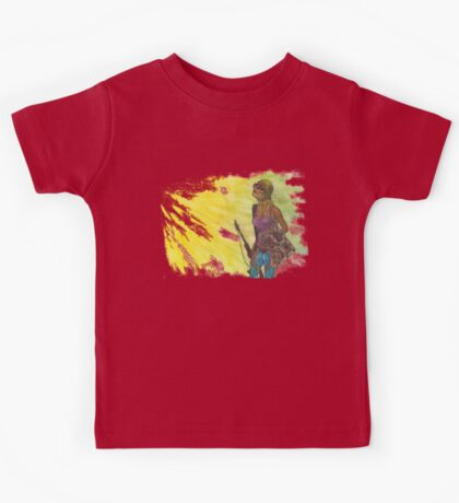 Up to the Challenge Kids Tee