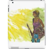 Up to the Challenge iPad Case/Skin