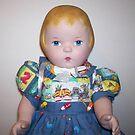 """My 1990's Daisy Kingdom """"Daisy"""" Doll by Deborah Lazarus"""