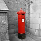 Post Box by Vicki Spindler (VHS Photography)