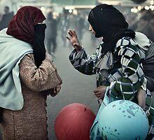 Mothers having a Ball by Farfarm