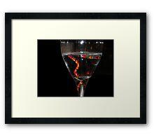 """""""Night Life"""" Framed Print"""