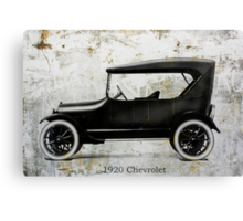 1920 Chevrolet Canvas Print