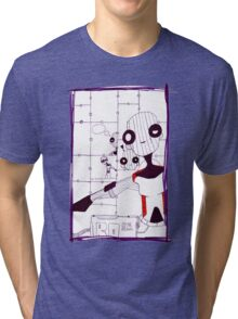 """lost"" Ro 85 Tri-blend T-Shirt"
