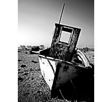 Run Aground Photographic Print