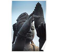 Big Buddha, Hong Kong Poster