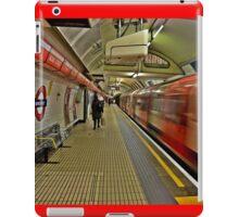 London Tube, Bond Street iPad Case/Skin