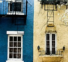 Upper West Side, New York City by Andrea Bell