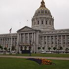 San Francisco City Hall by kevmarcn