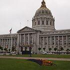 San Francisco City Hall by kevmarcn