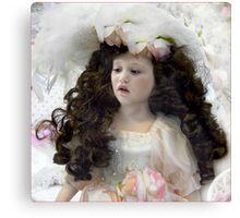 living doll Canvas Print