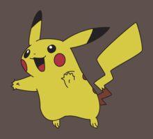 Pikachu Kids Clothes