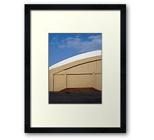 05-30-11:  Steps To Nothing Framed Print