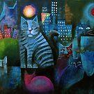 Alley Cats by Karin Zeller