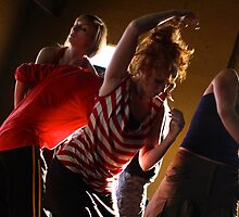 Big Rig Dance Collective by scroggins5000