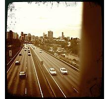 highway memories II Photographic Print