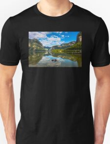 Dramatic Morning at lake T-Shirt