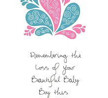 Remembering Your Loss - October 15th by Franchesca Cox