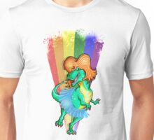 Fabosaurus Rex Unisex T-Shirt