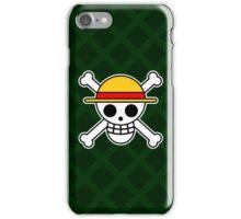 One Skull [2] iPhone Case/Skin