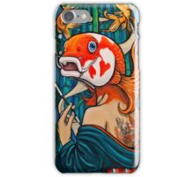 The Fish Wife iPhone Case/Skin