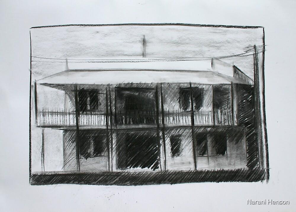 Byron Bay Community Center by Narani Henson